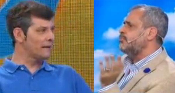 Pergolini le pasó factura a Rial por los audios de Pampita