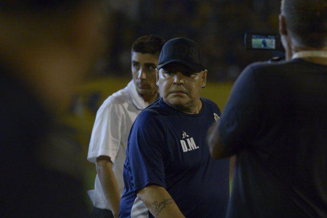 Maradona pidió que en Argentina reaccionen a tiempo por el coronavirus