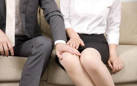 Un jefe que llamaba chochitos a sus empleadas fue absuelto del cargo de acoso sexual.