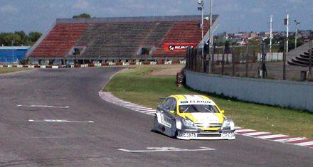 El TC 2000 vuelve a correr en el autódromo de Rosario
