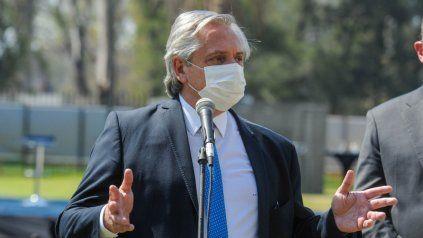 El presidente Alberto Fernández destacó la importancia de la educación para su gestión.
