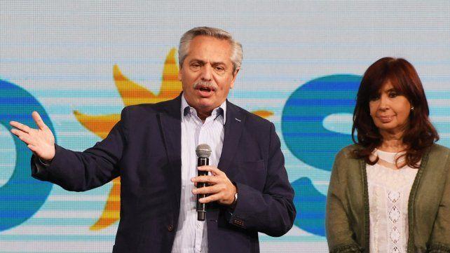 Alberto Fernández: Cristina sabe que con presiones no me van a obligar