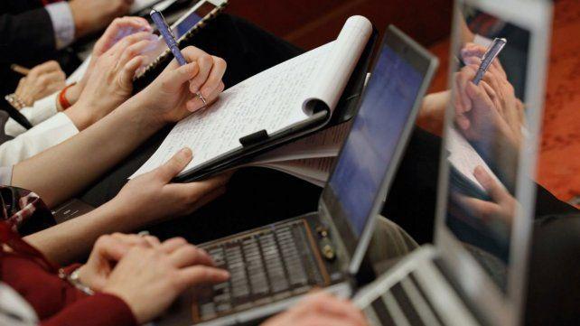 Capacitación para periodistas sobre la expansión del relato
