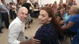 Dura puja. Rodríguez Larreta y Gabriela Michetti