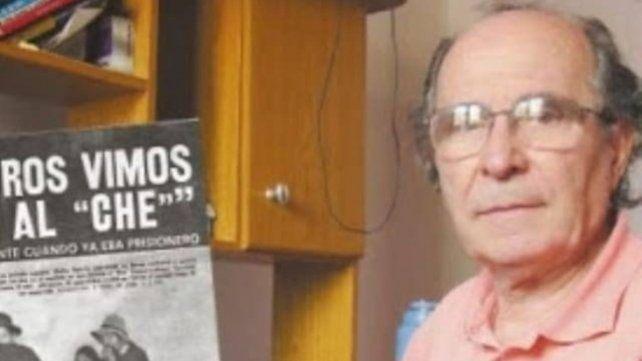 El escape de película del periodista formado en Rosario que descubrió el fusilamiento del Che Guevara
