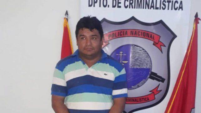 Sergio Ricardo Almaraz era uno de los prófugos más buscados y llevaba 17 años en esa condición.