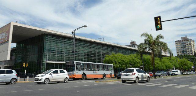 El Hospital de Emergencias donde atendieron a la víctima.