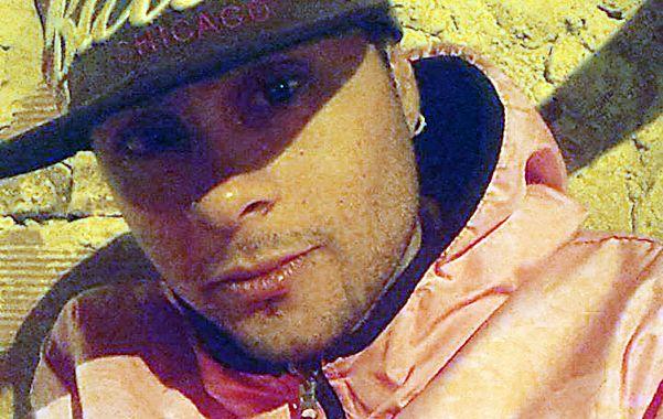 Leandro Arriola tenía 22 años y esta es su imagen en la red social.