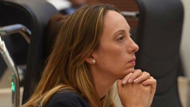 La concejal del PRO Renata Ghilotti.