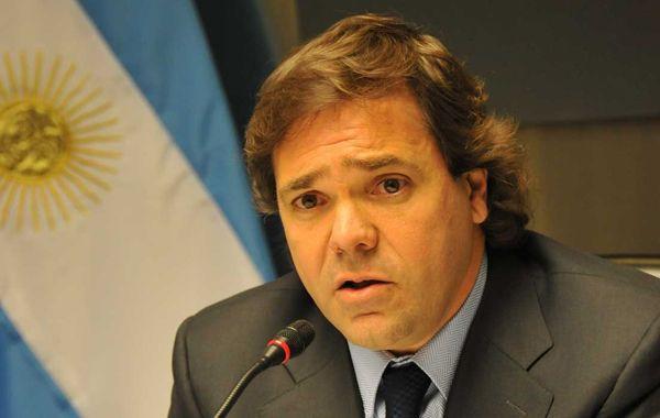 El funcionario bonaerense detalló que la provincia está incorporando 25 mil nuevos agentes.