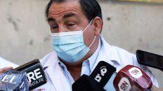 """Aníbal Gastaldi: """"Observamos que esto detuvo el proceso de la enfermedad, no progresó la dificultad respiratoria""""."""