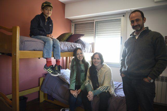 Alojarán en su casa a los primeros refugiados sirios que llegarán a Rosario