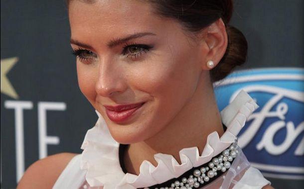 La actriz en la alfombra roja previa a la gala por los Premio Platino.