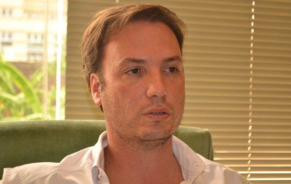 """Anhelo. El senador provincial Lisandro Enrico dijo que espera que la iniciativa """"no duerma el sueño de los justos en Diputados""""."""