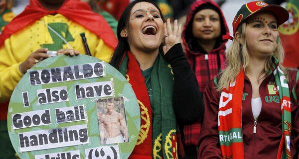Portugal a un paso de clasificar: arrasó a Corea del Norte y le ganó 7 a 0
