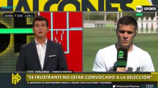 Un jugador de la selección admitió que tuvo un cruce con Messi