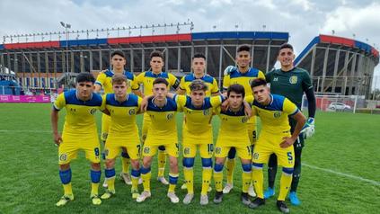 La 5ta de Central que en inferiores de AFA venció 2 a 1 a San Lorenzo como visitante