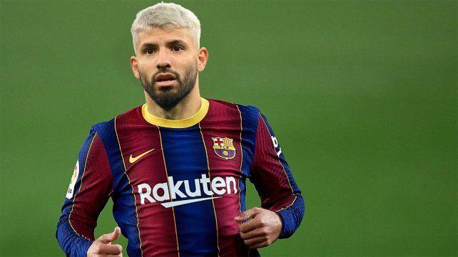 ¿Dupla con Messi? Todo indica que el Kun jugará en Barcelona. Este domingo se despide de los hinchas de Manchester City.