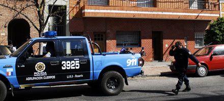 El acusado del crimen en un burdel pasó por un hospital antes de escapar