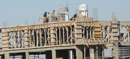 La construcción cayó el 50%, según el titular del Colegio de Arquitectos