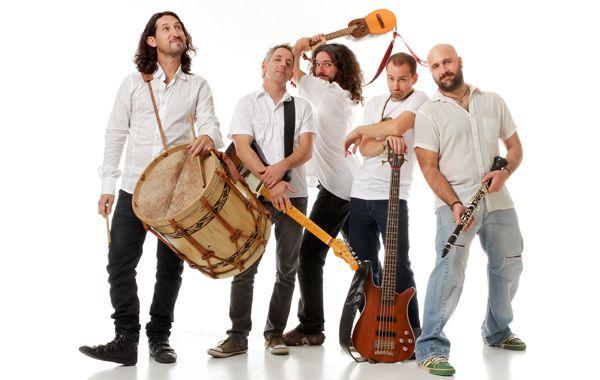 La banda se presenta hoy en Rosario.