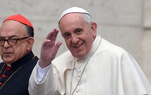 El Papa: La familia es el futuro.