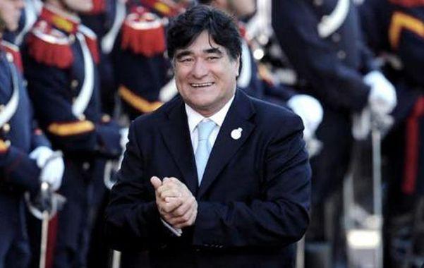 """Zannini. """"Que el próximo gobierno sea coherente con el actual no depende de un hombre sino de todos los argentinos""""."""
