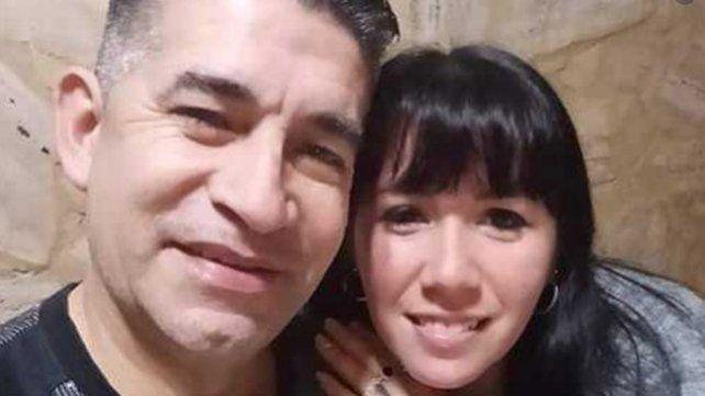El asesinado pastor y exconcejal Eduardo Trasante y Carolina Leone