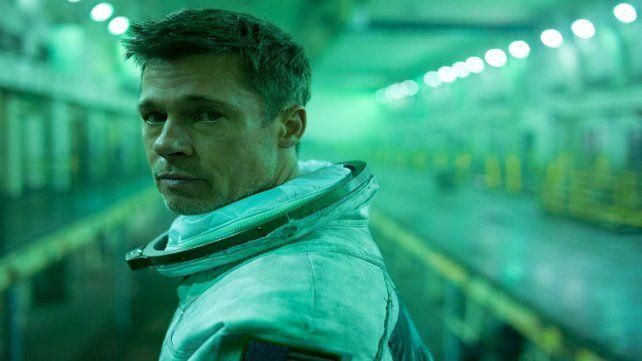 Brad Pitt protagoniza una revolución kármica en Ad astra