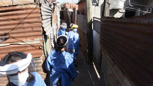 El total de casos de coronavirus en Rosario desde el inicio de la pandemia llegó a 17.789.
