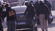 Gaetano Bi Bartolomeo, una de las víctimas, fue asesinada de 9 balazos cuando baja de su auto frente a la distribuidora del Manco García.