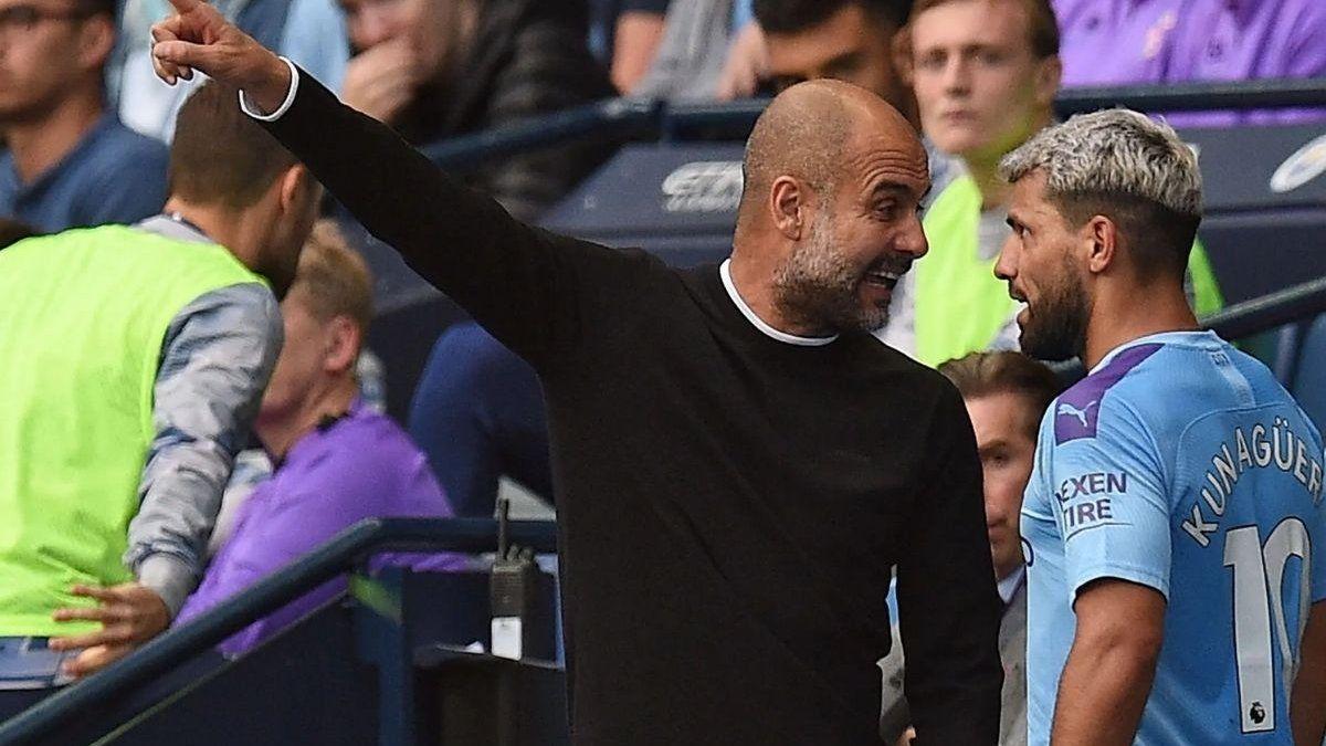 Manchester City recibe al Arsenal y podría estar Agüero