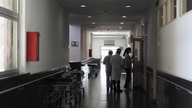 El Hospital de Emergencias donde fueron derivadas las víctimas de las balaceras.