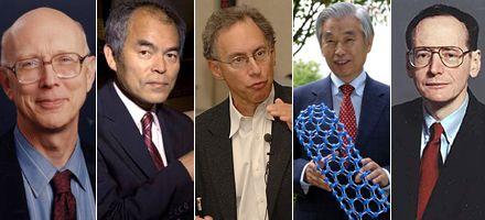 Otorgan premio Príncipe de Asturias científico a 5 creadores de materiales