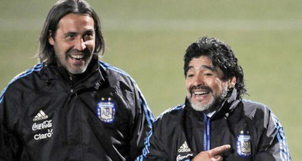 Maradona insiste: Que Batista me haga juicio, quiero tener más plata cuando me retire