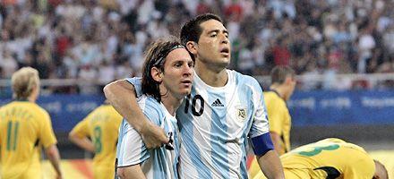 Argentina ante Holanda, un clásico en el camino al oro