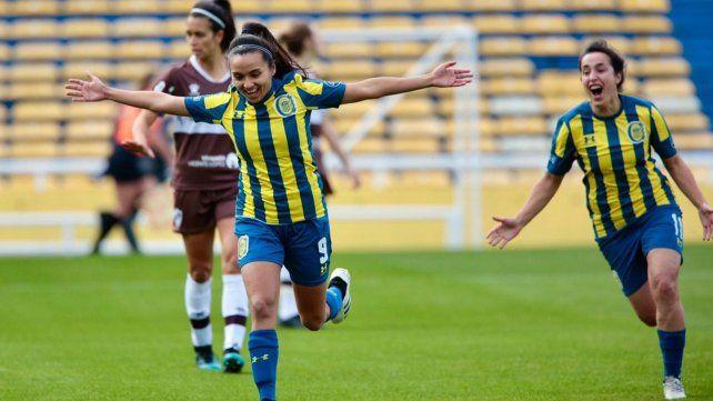 Fútbol femenino: Central empató con Platense en el Gigante y se metió en cuartos de final