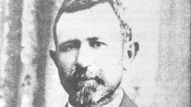 Alejandro Estrugamou. El fundador murió el 24 de octubre de 1937