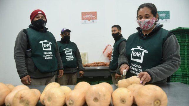 Javkin: El desafío que tenemos tiene que ver con la calidad de los alimentos