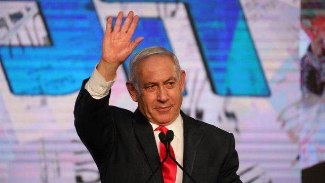 ¿De salida? Benjamin Netanhau estaría finalizando sus 12 años en el poder.