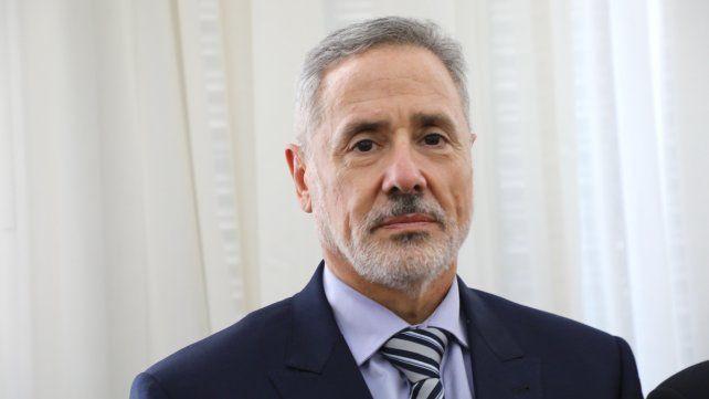 Saín negó haber montado una operación política para apartar a Sarnaglia del cargo