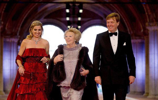 La familia real. Máxima Zorreguieta