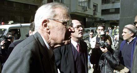 Murió en Uruguay el ex presidente y dictador Juan María Bordaberry