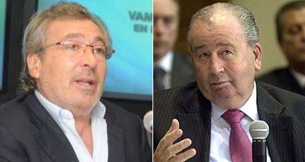 Grondona y Vila coincidieron en calificar de corrupto al ex árbitro Ruiz