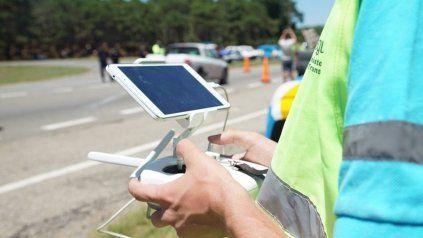 La Provincia tiene previsto echar mano a esta tecnología para reforzar controles.