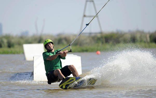 Los amantes de los deportes acuáticos pueden practicarlos en Victoria