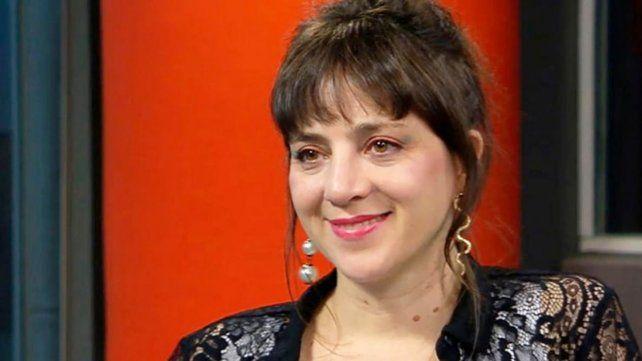 La directora nacional de Economía, Igualdad y Género en el Ministerio de Economía de la Nación, Mercedes D'Alessandro.
