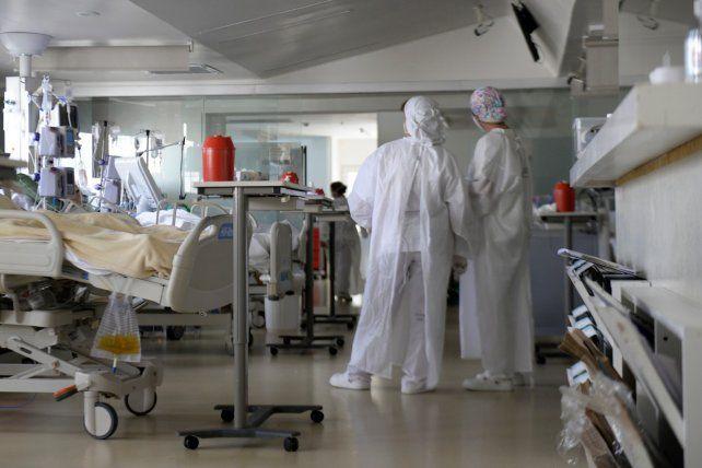 El personal de las áreas de terapia intensiva están con fatiga terminal