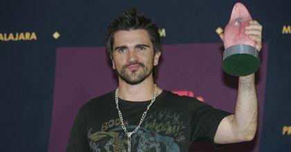 MTV Latino: Juanes, el gran ganador; Cadillacs e Infierno 18 también premiados