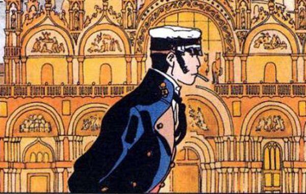 Una guía de viajes revela los recorridos que hizo el Corto Maltés en la Fábula de Venecia.